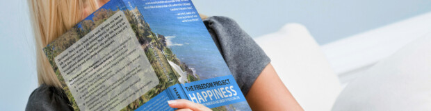 New Book Release: The Freedom Project: Happiness – The Journey From Dead-End Career To Fulfilling Life